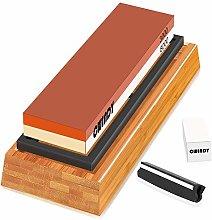 3000/8000 Grit Sharpening Stone Whetstones Knife