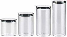 300ML/500ML/750ML/1000ML Glass Airtight Storage