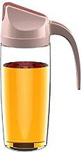 300ml-630ml Auto Flip Olive Oil Dispenser Bottle