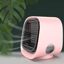 300mL Desktop Air Cooler Fan Small Personal USB 3
