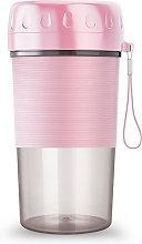 300mL Portable Juicer Electric Mixer Cup USB