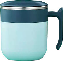 300mL Self Stirring Mug with Lid Automatic