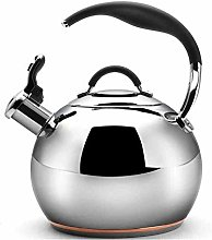 304 Stainless Steel Stove Top Kettle, Gas