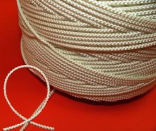 30m 3mm Replacement Curtain Track Cord - for use