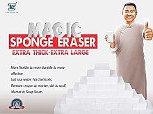 30Pcs Magic Sponge Eraser 3X Stronger Melamine
