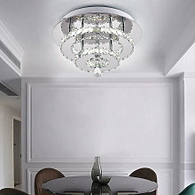 30W LED Ceiling Light Crystal Chandelier Pendant