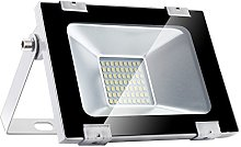 30W LED Floodlight, Outdoor Security Light, 2400LM