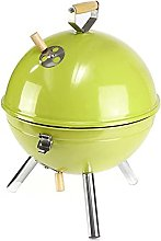 30x44cm Portable Iron Kettle BBQ Grill Outdoor