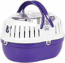 31012 - Small Animal Carrier Purple - Sml