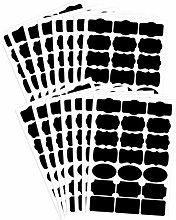 315 PCS Chalkboard Labels Bulk Reusable Blackboard
