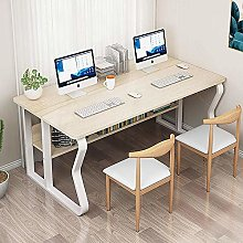 31inches Computer Desk With Hutch Home Workstation