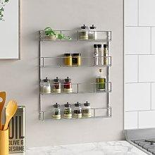 32-Jar Cabinet Spice Rack VonShef