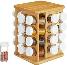 32 Jar Free-Standing Spice Rack Symple Stuff