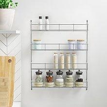 32-Jar Wall-Mounted/Cabinet Spice Rack Wayfair