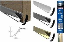 32mm Door Rain Deflector Bar - Gold, 914mm