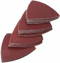 32pcs Triangular Sandpaper Assorted 60/120/180/240