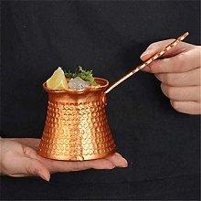 330ML Turkish Coffee Pot, Turkish Copper Coffee