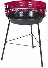 33cm Diameter Barbecue On Legs Raised BBQ Portable