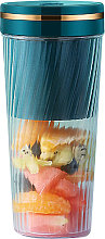 350mL Portable Juicer Electric Mixer Cup USB