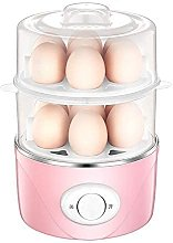350W Double Layers Electric Egg Boiler Cooker