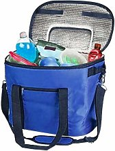 35L Insulated Cooler Bag Lunch Food Drink Cool