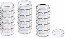 35ml Stacking jars 5 pots in one stack nail art