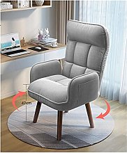 360 Degree Swivel Foldable Accent Armchair Home
