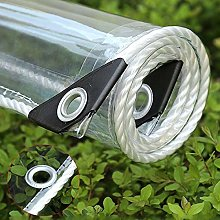 365g/m² Heavy Duty Waterproof PVC Transparent