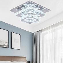 36W LED Ceiling Light Crystal Chandelier Pendant