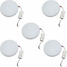 36w LED Round Recessed Ceiling Panel Down Light