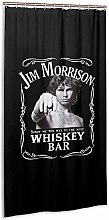 36X72Inch Showe Curtain-Jim Morrison Show Me The
