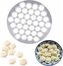 37 Holes Dumpling Mold Maker Kitchen Dough Press