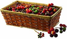 38 Berry Picks - Clusters Bunches of Autumn Glossy