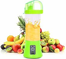 380ML Portable Blender Juicer Cup USB Rechargeable