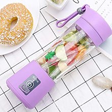 380Ml Portable Juicer Electric USB Rechargeable