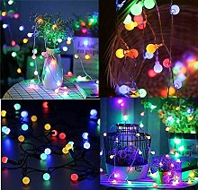 384 LED Berry Cluster Lights Christmas Decoration