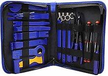 38pcs Auto Trim Removal Tool Kit, Car Dash Radio