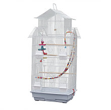 39' Bird Cage Parrot Canary Large Cockatiel