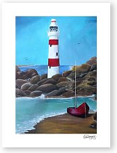 'A Safe Place' by Cheryl Wigley - Painting