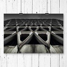 'Architecture Building' Photographic Print