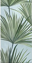 'Areca' Oil Painting Print on Canvas Bay