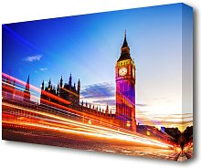 'Big Ben Speed of Light 2 London'