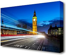 'Big Ben Speed of Light 5 London'