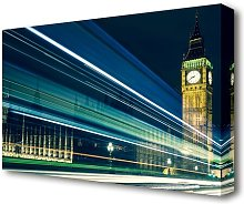 'Big Ben Speed of Light 6 London'