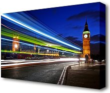 'Big Ben Speed of Light 7 London'
