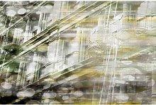 'Building Columns' - Wrapped Canvas