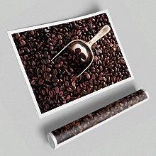 'Coffee Bean Scoop' - Unframed Photograph