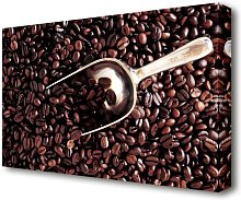 'Coffee Bean Scoop Kitchen' Photographic
