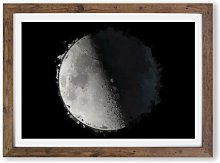 'First Quarter of the Moon' - Picture