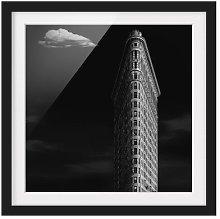 'Flatiron Building' Framed Photographic